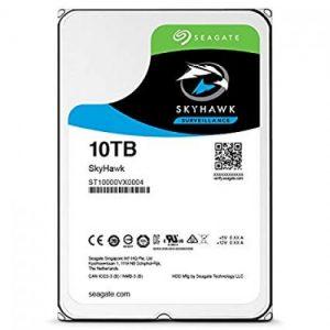 "Seagate Surveillance Hard Drive Sky Hawk 10TB 3.5"""
