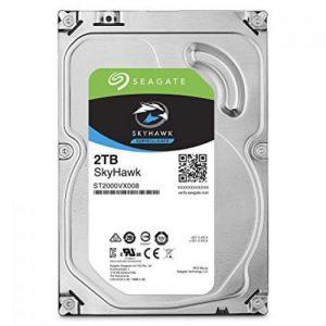 """Seagate Surveillance Hard Drive SkyHawk 2TB 3.5"""""""