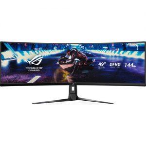 Asus Gaming Monitor ROG Strix XG49VQ 49 Inch 4K