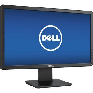 "Latest Model Dell LED Monitor E2016HV 19.5"""