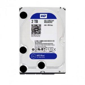Western Desktop HDD Digital 2TB Blue