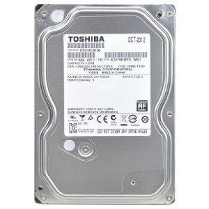Toshiba Hard Disk 2TB Sata Desktop