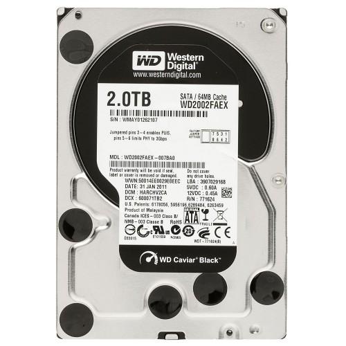 Western Digital Hard Disk Black 2TB SATA price in bd