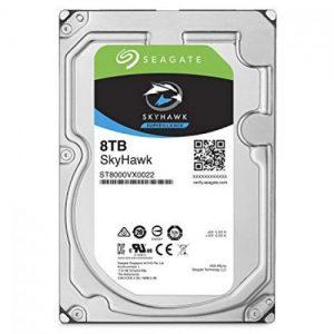 """Seagate Surveillance Hard Drive SkyHawk 8TB 3.5"""""""
