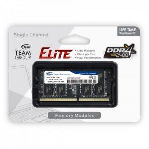 TEAM ELITE SO-DIMM DDR4 4GB 2400MHz Laptop RAM price in bd