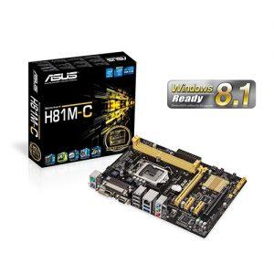ASUS H81M-C 4th Generation Core™ i7/Core