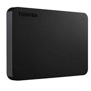 Toshiba External Hard Drive Canvio 2TB